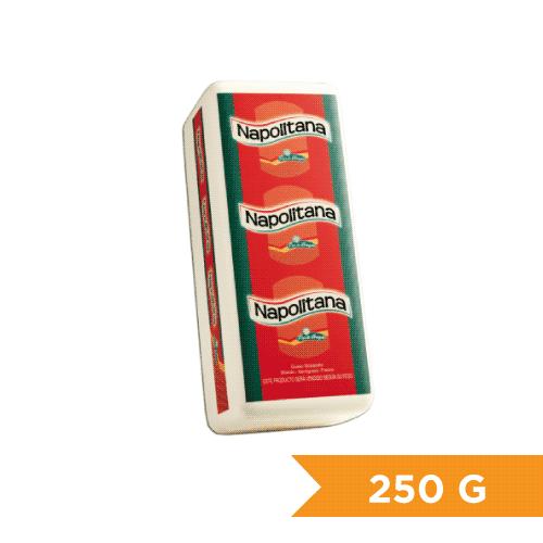 Queso Mozarella Napolitana 250g