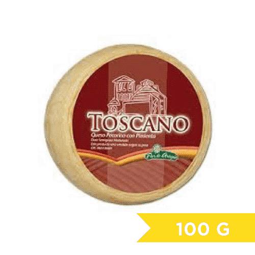 Queso Pecorino Toscano C/Pimienta 100g