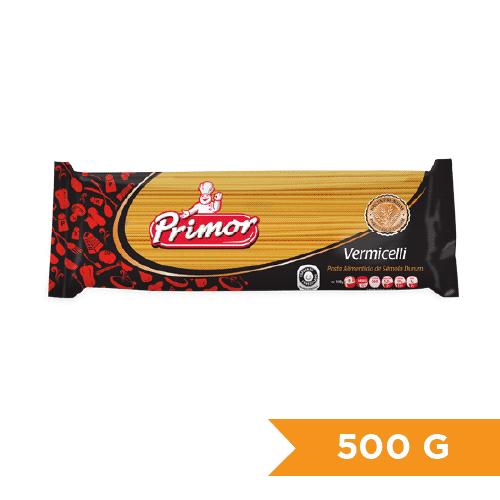 Pasta Spaguetti Primor Vermicelli 0,5Kg