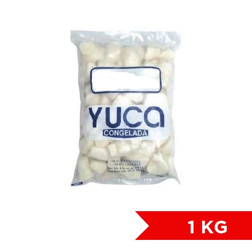 Yuca Congelada Frescalidad 1kg