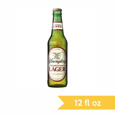 Cerveza lager traditional 12 fl.oz