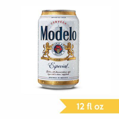 Cerveza modelo lata 12 fl.oz