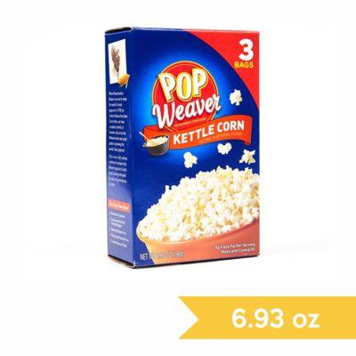 POP Weaver Kettle Corn