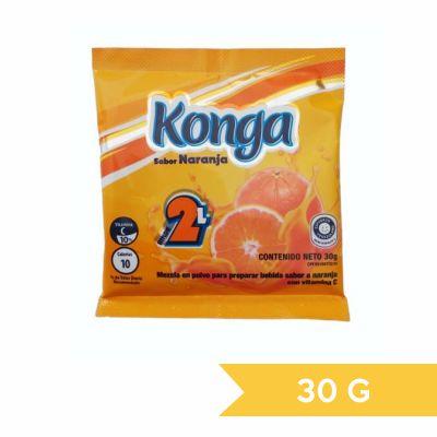 Konga Sabor a Naranja