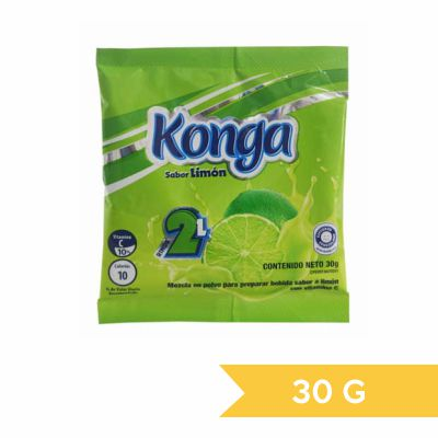 Konga Sabor a Limon