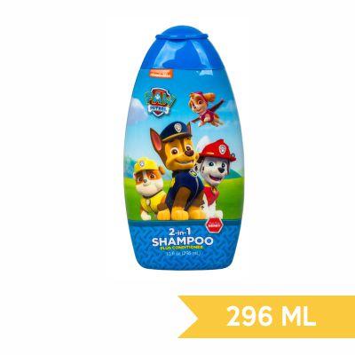 Shampoo 2 en 1 Nickelodeon