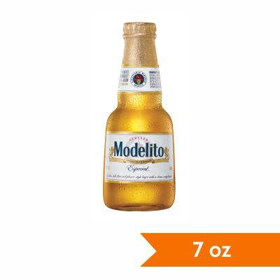 Cerveza Modelito Especial 7 FL Oz