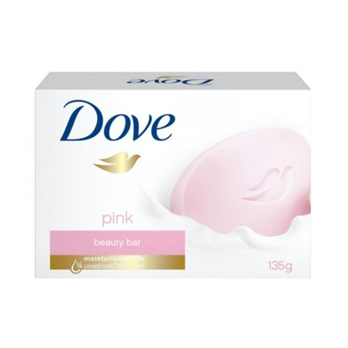 Dove Pink Rose 135g