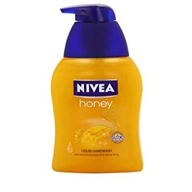 Jabón Liquido Nivea Honey 250 ML