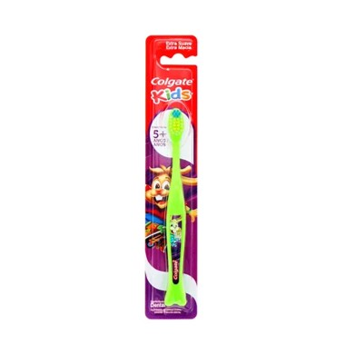 Cepillo Dental Colgate Kids Extra Suave
