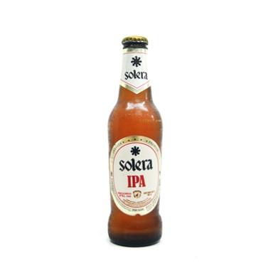 Cerveza Solera IPA desechable 300ml