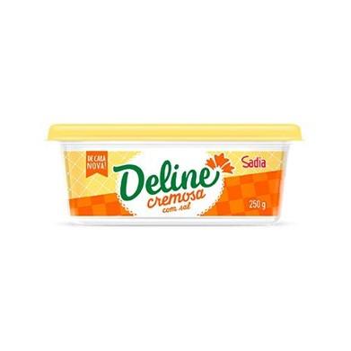 Margarina Deline Cremosa con sal 250g