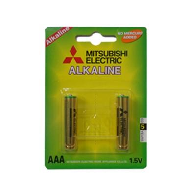 Batería Alkaline Mitsubishi Electric AAA