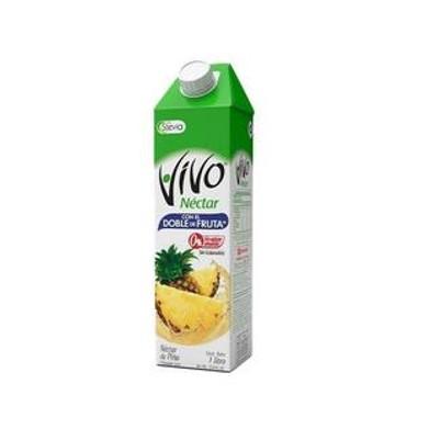 Vivo Néctar de Piña con Stevia 1L