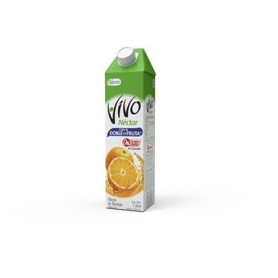 Vivo Néctar de Naranja con Stevia 1L