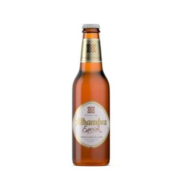 Cerveza Alhambra 330 ML Botella