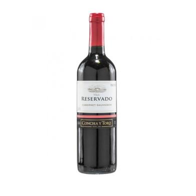 Vino Reservado Cabernet Souvignon Concha y Tora