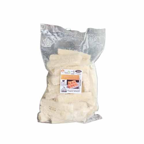 Yuca en palitos Precocidos 01 kg natural