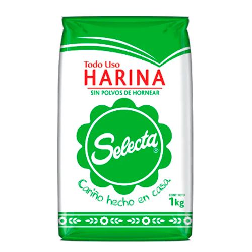Harina de Trigo  Selecta Todo Uso