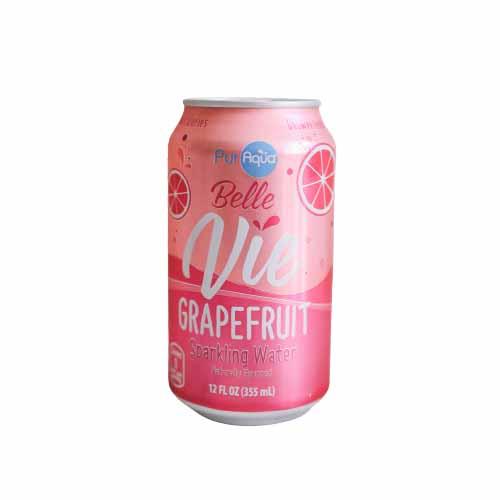 Belle Vie Sparkling Grapefruits 355 Ml