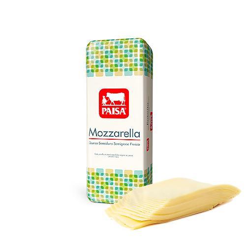 Queso Mozzarella Paisa 250g