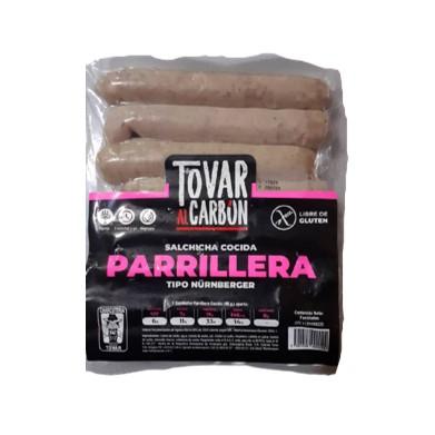 Salchicha  Parrillera al Carbón Tovar 7 unidades