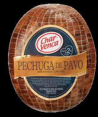 Pechuga de Pavo Ahumado Charvenca 250g