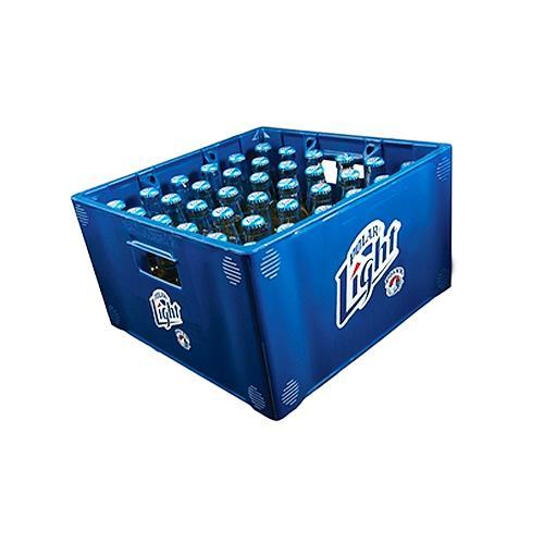 Casillero de de Cerveza Polar