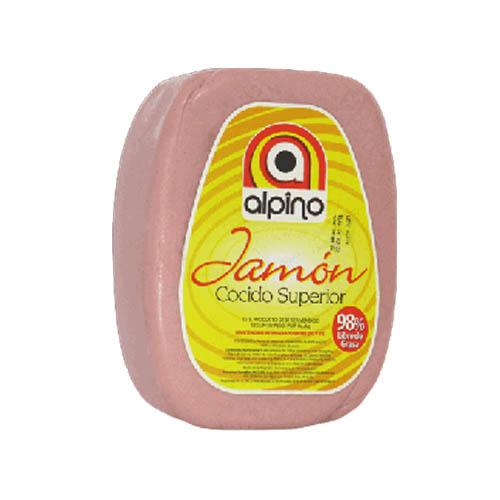 Jamon Cocido Superior Alpino 250 gr
