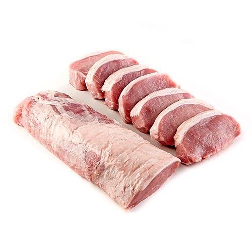 Lomo de Cerdo Rebanado 700g