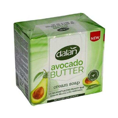 Jabon Dalan Avocado Butter Tripack