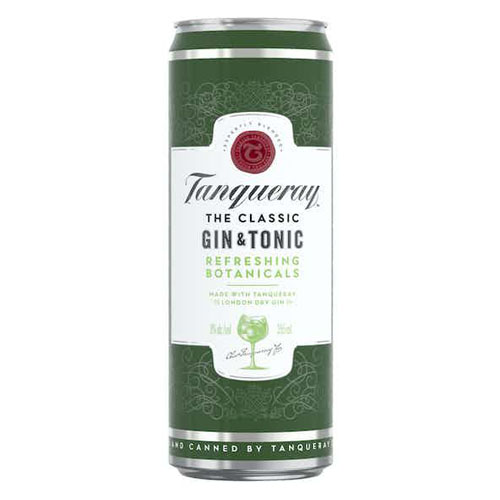 Tanqueray The  Classic Gin & Tonic