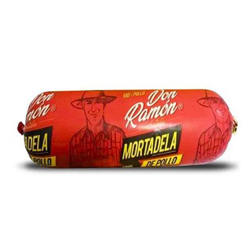 Mortadela de Pollo Don Ramon 600 gr